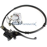 Front Hydraulic Brake Assembly for 50cc Scooter