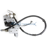 Front Hydraulic Brake Assembly for 150cc Scooters