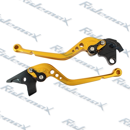 A Pair CNC Brake Clutch Levers Fit For Honda CBR1100XX/BLACKBIRD 1997-2007 ST1300/ST1300A 2003-2008 VFR800 1998-2001