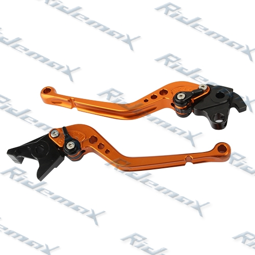 A Pair CNC Brake Clutch Levers Fit For Honda  VF750S SABRE 1982-1986,  VFR750 1991-1997,  VFR800 2002-2012,  VTR1000F/FIRESTORM