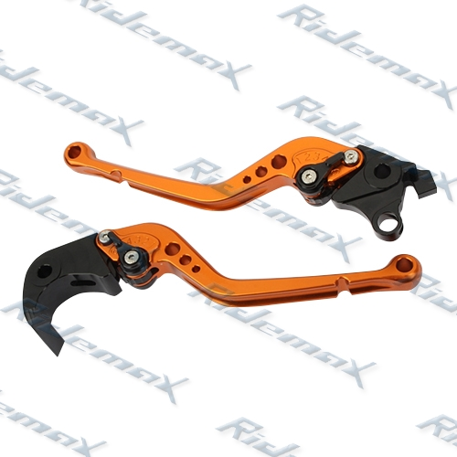 A Pair CNC Brake Clutch Levers Fit For Suzuki  GSXR1000 2007-2008