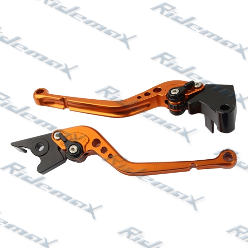 A Pair CNC Brake Clutch Levers Fit For Kawasaki  NINJA 250R 2008-2012