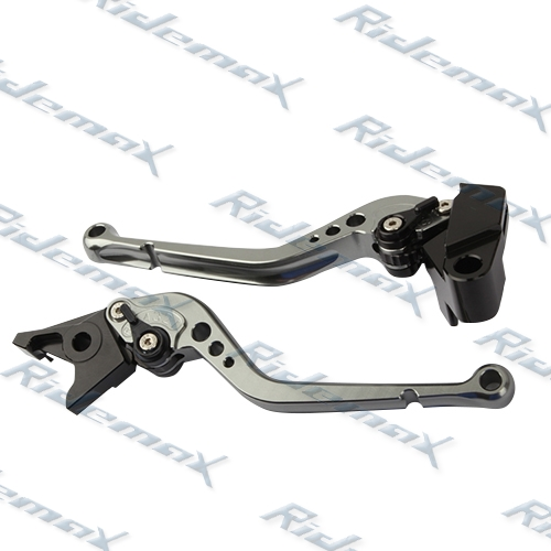 A Pair CNC Brake Clutch Levers Fit For Kawasaki  ZX-6 1990-1999,  ZX-6/ZZR600 1990-2004,  ZR750 ZEPHYR 1991-1993,  ZX9R 1998-199