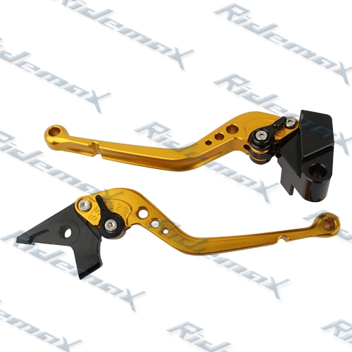 A Pair CNC Brake Clutch Levers Fit For Kawasaki  NINJA 650R (ER-6f ER-6n) 2009-2011,  ER-6n 2009-2011,  Versys 2009-2011,  NINJA