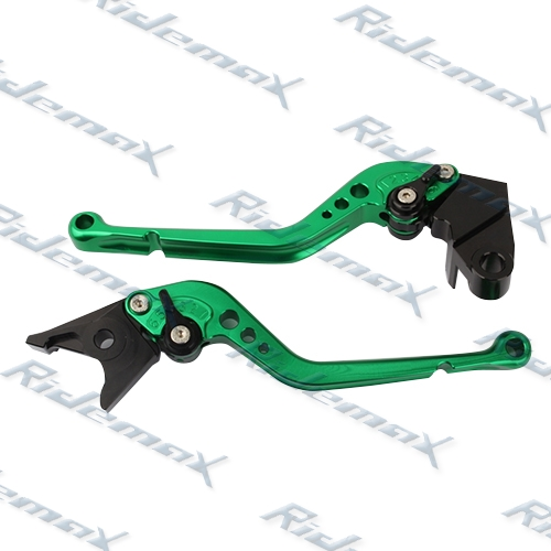 A Pair CNC Brake Clutch Levers Fit For Kawasaki  Z750 (not Z750S model) 2007-2011