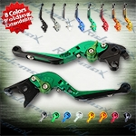 Folding Extendable CNC Brake Clutch Levers Fit For Honda CB 1300/ABS 2003-2010