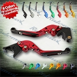 Folding Extendable CNC Brake Clutch Levers Fit For Honda CB600F Hornet 2007-2011,  CB600F 2011-2012