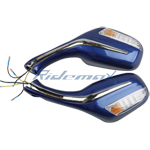 8mm Rearview Mirror for 50cc 150cc 250cc Scooter