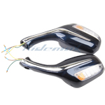 Rearview mirrors for 50cc-250cc scooter Royalblue