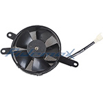 Long-legged Cooling Fan for CF250 Engine Go Karts & Scooters