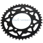 41 teeth Rear Sprockets for 50cc 70cc 90cc 110cc 125cc 150cc 200cc 250cc 428 Chain Dirt Bikes
