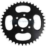 X-PRO<sup>®</sup> 428 Chain 40 Tooth Rear Sprocket for 110cc 125cc 150cc ATVs