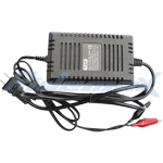 12V Universal Battery Charger for  ATVs, Dirt Bikes, Scooters & Go Karts
