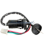 Ignition Key Switch for ATVs and Dirt Bikes