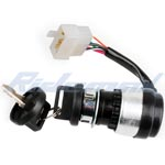 5-Wire Ignition Key Switch for Go Karts