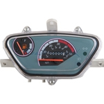 Speedometer Light Gas Gauge Assembly For 50cc Scooter