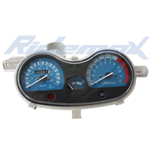 X-PRO<sup>®</sup> Speedometer Instrument Assembly for 50cc, 150cc Scooter Moped