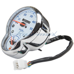 Speedometer Assembly for MC-16C-50 moped scooter