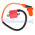 Performance Ignition Coil for 200cc 250cc Vertical Engine ATVs and Dirt Bikes