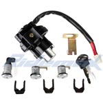 Key Switch Assembly for 150cc & 250cc MC-54 Scooter