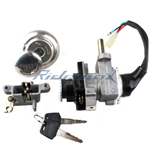 Ignition Switch Key Set for 50cc & 150cc Scooters