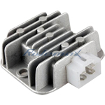 4-Pin Voltage Regulator Rectifier for 50cc & 150cc GY6 Engine Scooter