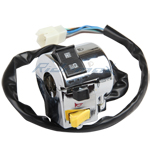 Left Handlebar Switch Control Assembly for 50cc & 150cc Moped Scooters,free shipping!