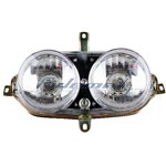 X-PRO<sup>®</sup> Headlight Head Light Assembly for 50cc & 150cc Scooter