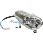 Left Headlight Assembly for 50-125cc ATVs