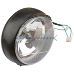Headlight for 50-250cc ATVs & Go Karts