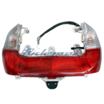 Tail Light Assembly For Scooters