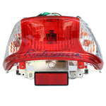 Tail Light Assembly for 50cc 150cc 250cc Scooters