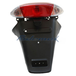 X-PRO<sup>®</sup> Rear Tail Light Assembly for  50cc-150cc Scooters