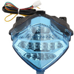Yamaha YZF1000 R1 04-06 Blue LED Tail Light