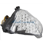 Yamaha YZF1000 R1 04-06 Clear LED Tail Light