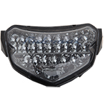 Suzuki GSXR600/750 K4 04-05 Smoke LED Tail Lights