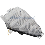 Yamaha YZF600 R6 08-11 Clear LED Tail Lights