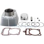 Cylinder Body Assembly for 250cc Air Cooled ATVs and Dirt Bikes