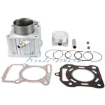 Cylinder Piston Kit Honda 200cc Water Cooled ATV Quad 4 Wheeler Dirt Bike 63.5mm