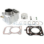 67mm Cylinder Piston Ring Gasket Kit Set for 250cc Water Cooled ATVs Dirt Bikes