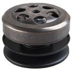 Driven Wheel for 2 stroke 49 cc Scooters