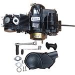 110cc Pit Dirt Bikes Engine Motor For XR50 CRF50 Z50 XR 50 70 CRF 50 Pitbike & Taotao SSR Coolster X-Moto Roketa 50 70 110cc