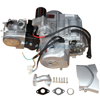 125cc Automatic Engine