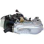 150cc 4-stroke GY6 Engine with Automatic Transmission, Build-in Reverse ATVs, Go Karts, free shipping!