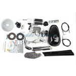 80cc 2-stroke Engine Motor Kit for Motorized Bicycle Bike