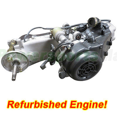 Refurbished Engine with Automatic Transmission Electric Start 150cc 4-stroke