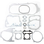 Complete Gasket Set for GY6 150cc Shortcase Engine ATVs & Go Karts and Scooters