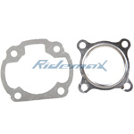 Cylinder Gasket for 2-Stroke 49cc, 50cc Scooters