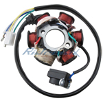 X-PRO<sup>®</sup> 6-coil Magneto Stator for 150cc ATVs & Go Karts,free shipping!