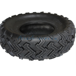 23x7-10 Front Tire for 250cc ATVs